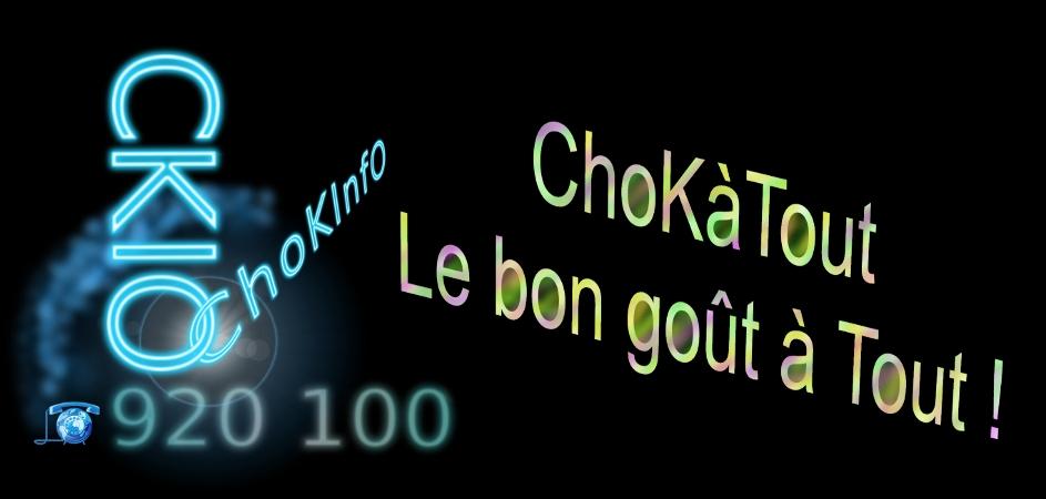 ChoKInfO